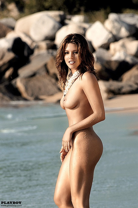 Holly montana miss nude world