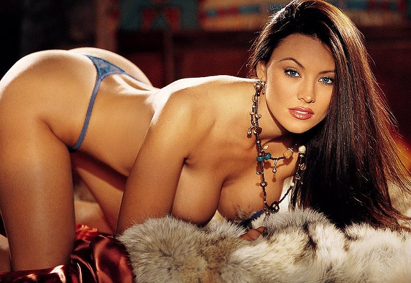 Aliya Wolf Playboy