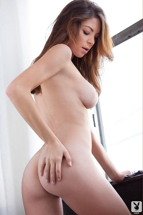 Playboy amber sym naked