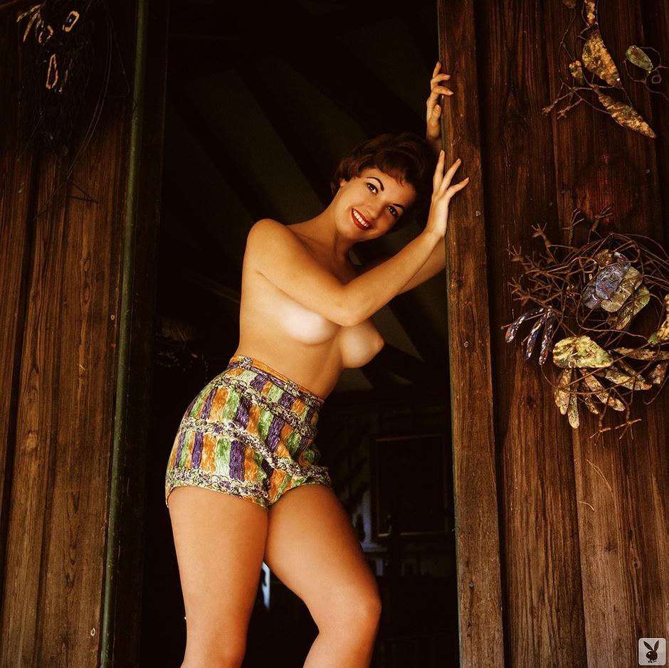Playboy playmates kathy douglas nude