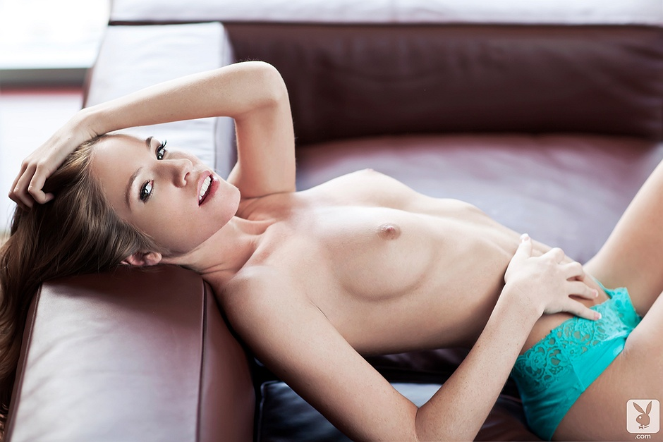 Bree Morgan In Bedroom Pink Dino 1
