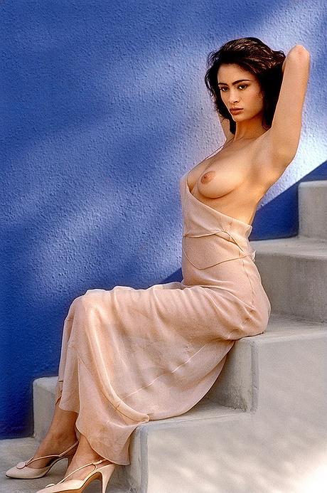 Charlotte lewis nude pics