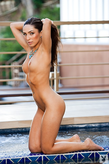 Chelsea Brooke undressed