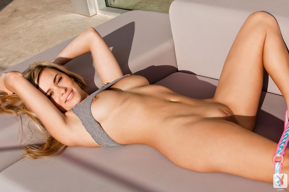 Elizabeth Jean Nude - Playboy Coed