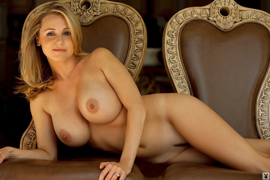 naked for playboy Amateur