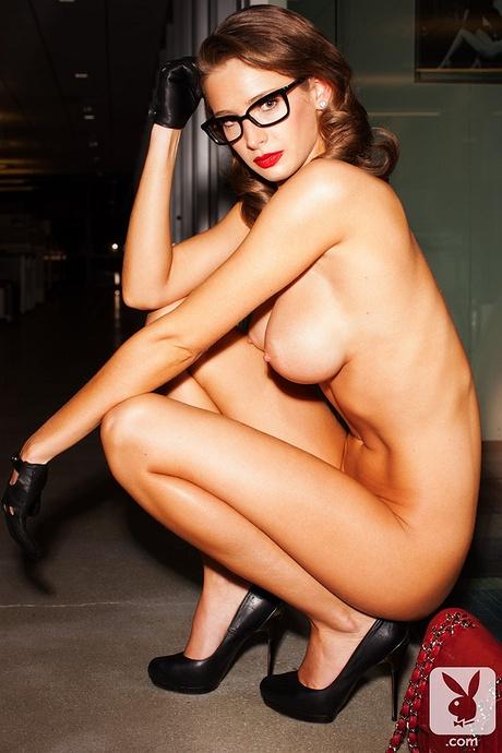 agnes Playboy playmate emily