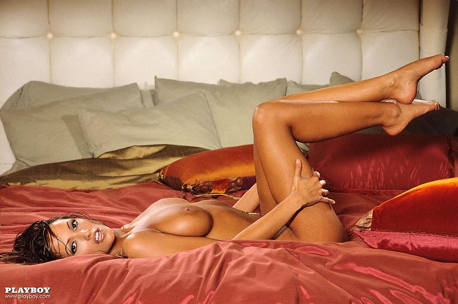 Cortez nude Heidi playboy