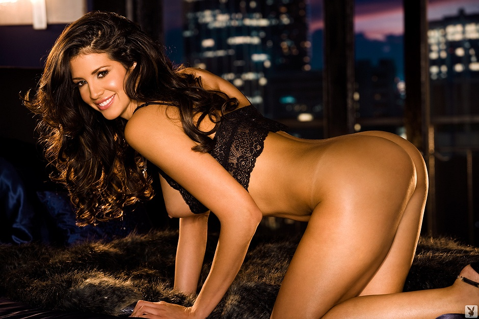 Hope dworaczyk nude playboy pictures