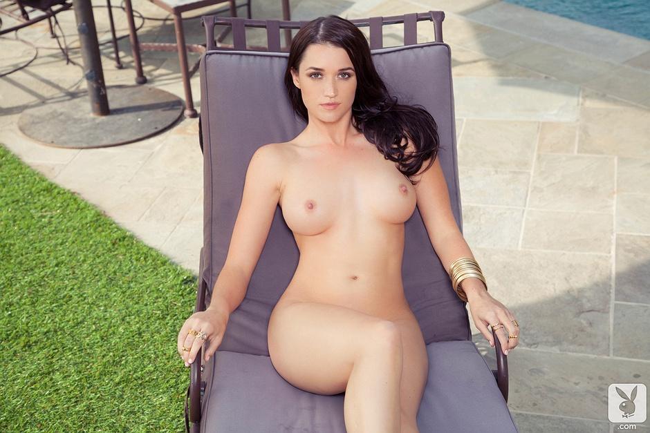 Jade Elizabeth Nude - Playboy Amateur