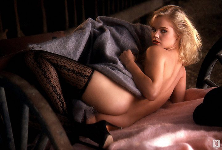 mccullough playboy Julie nude
