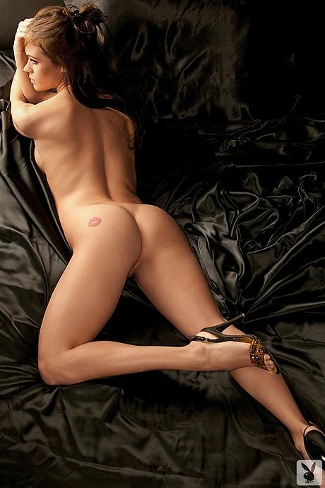 Lauren elise nude video