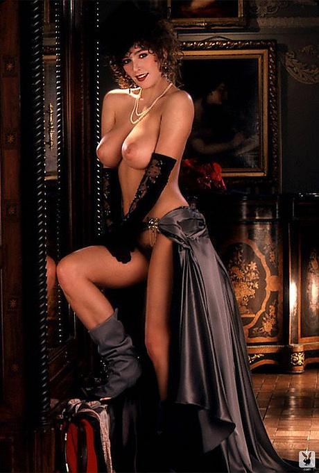marina Playboy baker nude playmate