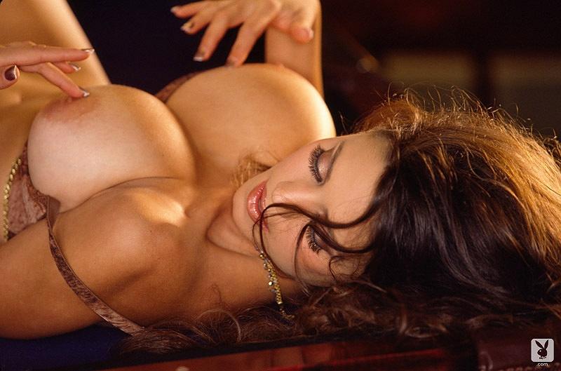 Playmate miriam gonzalez nude