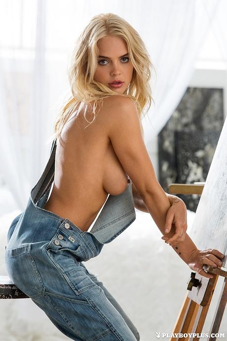 Rachael harris playboy