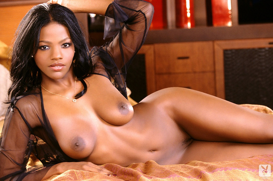 Tamika Curry undressed